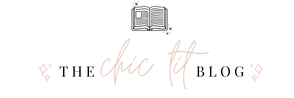The Chic Lit Blog | Book Reviews and Stationery